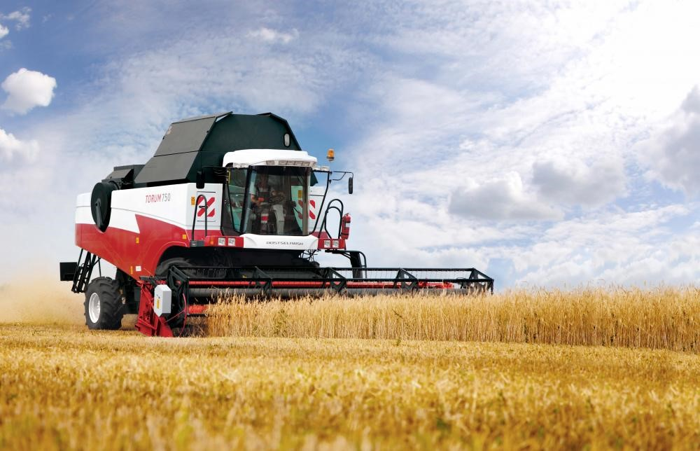 Где купить зерноуборочный комбайн